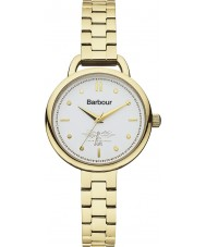 Barbour BB006GDGD Ladies Finlay Gold Steel Bracelet Watch