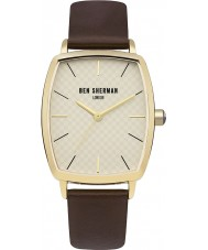 Ben Sherman WB064BRG Mens Kensington Professional Watch