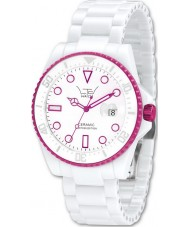 LTD Watch LTD-021805 Limited Edition Ceramic White Watch