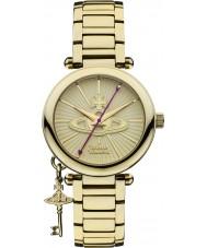 Vivienne Westwood VV006KGD Ladies Kensington II Watch