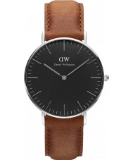 Daniel Wellington DW00100144 Classic Black Durham 36mm Watch