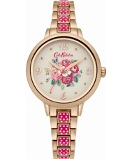 Cath Kidston CKL008PRGM Ladies Forest Bunch Two Tone Strap Watch