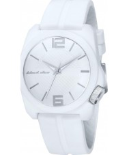 Black Dice BD-064-03 Mens White Silicone Strap Watch