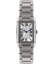 Dreyfuss and Co DLB00051-01 Ladies 1974 Silver Steel Watch
