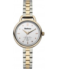 Barbour BB006RSSL Ladies Finlay Two Tone Steel Bracelet Watch