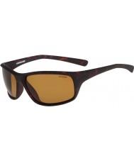 Nike EV0606 Adrenaline P Cocoa Brown Polarized Sunglasses
