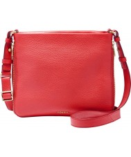 Fossil ZB5874616 Ladies Preston Tomato Cross Body Bag