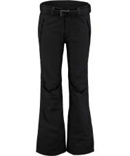 Oneill Ladies Star Black Out Ski Pants