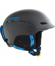 Cebe CBH58 Dusk Rental Black Blue Ski Helmet - 58-62cm