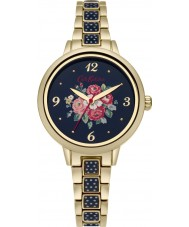 Cath Kidston CKL008UGM Ladies Forest Bunch Two Tone Bracelet Watch