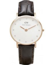Daniel Wellington DW00100061 Ladies Classy York 26mm Rose Gold Watch