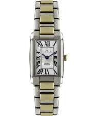 Dreyfuss and Co DLB00052-01 Ladies 1974 Two Tone Steel Watch