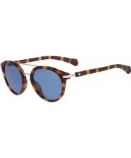 Calvin Klein Jeans CKJ774S Dark Havana Sunglasses
