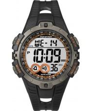 Timex Originals T5K801 Performance Mens Marathon Black Chronograph Watch