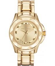 Karl Lagerfeld KL1020 Karl 7 Gold Steel Bracelet Watch