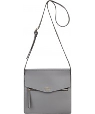 Fiorelli FH8632-GREY Ladies Mia City Grey Crossbody Bag