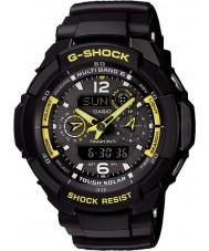 Casio GW-3500B-1AER Mens G-Shock Radio Controlled Tough Solar Watch