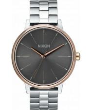 Nixon A099-2215 Ladies Kensington Silver Taupe Watch