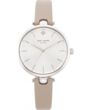 Kate Spade New York 1YRU0813 Ladies Holland Beige Leather Strap Watch