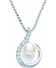 Purity 925 PUR1811P Ladies Necklace