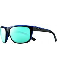 Revo RE1023 Remus Black Blue - Blue Water Polarized Sunglasses