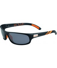Bolle 12201 Anaconda Black Sunglasses
