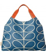 Orla Kiely 17SELIN349-4295-00 Ladies Giant Linear Stem Holdall