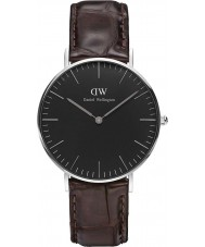 Daniel Wellington DW00100146 Classic Black York 36mm Watch