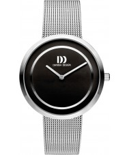 Danish Design V63Q1064 Ladies Silver Steel Mesh Strap Watch