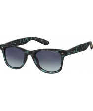 Polaroid PLD6009-NM SED WJ Havana Green Polarized Sunglasses