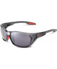 Bolle Ecrins Crystal Smoke Polarized TNS Gun Sunglasses