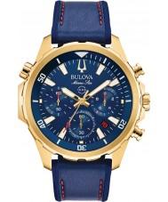 Bulova 97B168 Mens Marine Star Watch