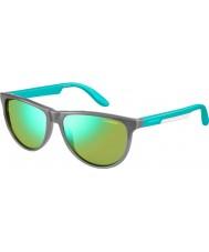 Carrera Ladies Carrera 5007 Green Purple Sunglasses