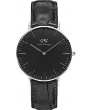 Daniel Wellington DW00100147 Classic Black Reading 36mm Watch
