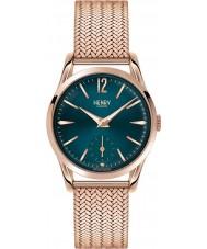 Henry London HL30-UM-0130 Ladies Stratford Rose Gold Plated Bracelet Watch
