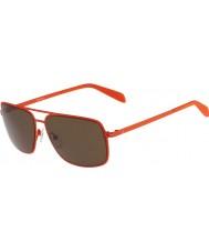 Calvin Klein Platinum Mens CK2139S Orange Sunglasses