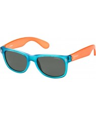 Polaroid Kids P0115 89T Y2 Blue Orange Polarized Sunglasses