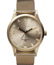 Triwa LAST114-ME021313 Sort of Black Gold Steel Mesh Bracelet Watch