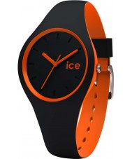 Ice-Watch 001528 Ice Duo Black Silicone Strap Watch