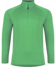 Dare2b DML116-3BL90-XXL Mens Fuseline II Trek Green Core Stretch Midlayer - Size XXL