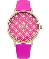 Daisy Dixon DD034PG Ladies Penny Pink Leather Strap Watch