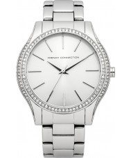 French Connection FC1205SM Ladies Silver Steel Bracelet Watch