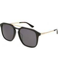 Gucci Mens GG0321S 001 55 Sunglasses
