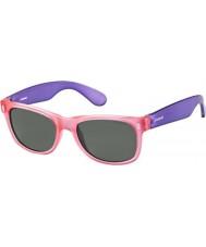 Polaroid Kids P0115 IUB Y2 Pink Purple Polarized Sunglasses