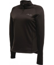Dare2b Ladies Loveline II Black Core Stretch Midlayer