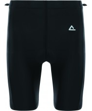Dare2b Mens Saddle Sure Cycle Black Shorts