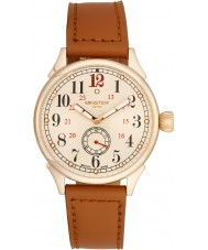 Minster 1949 MN03RGRG10 Mens Boyland Tan Leather Strap Watch