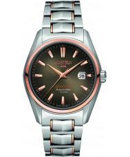 Roamer 210633-49-02-20 Mens Searock Two Tone Steel Bracelet Watch