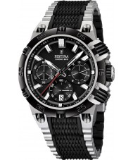 Festina F16775-4 Mens 2014 Chrono Bike Tour De France Black Watch