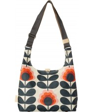 Orla Kiely 17SESFS044-8100-00 Ladies Summer Flower Stem Midi Sling Bag
